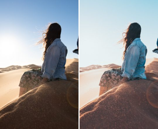 Before After 03 Morocco Desert