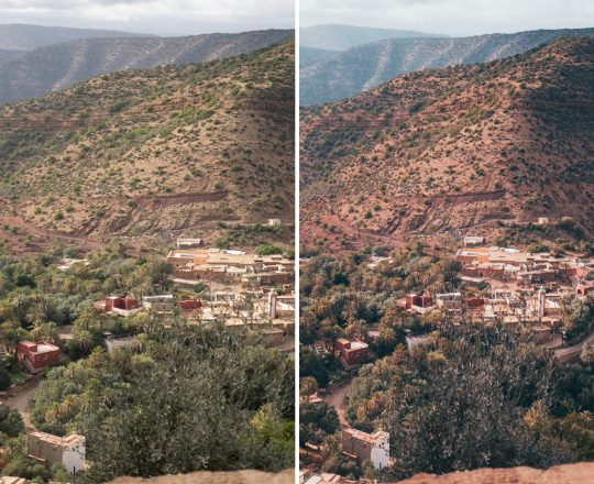Before After 04 Morocco Oasis