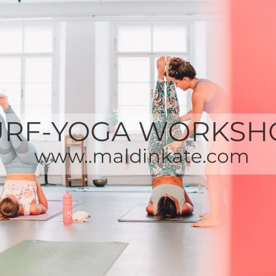 Surf Yoga Workshop Day Salzburg